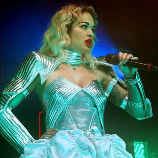 Rita Ora - Rita Ora Performing Live on Stage Her Radioactive Tour