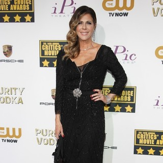 Rita Wilson in The 19th Annual Critics' Choice Awards
