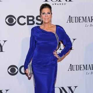 Rita Wilson in The 67th Annual Tony Awards - Arrivals