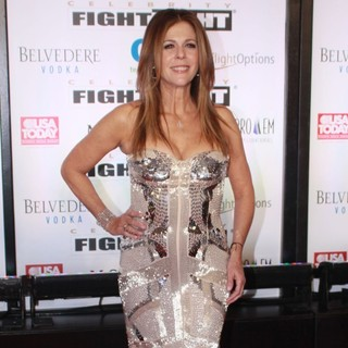 Rita Wilson in Muhammad Ali's Celebrity Fight Night XIII