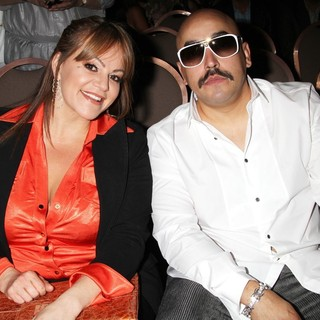 Jenni Rivera, Lupillo Rivera in Las Vegas Walk of Stars Honors Raul De Moliina and Lili Estefan