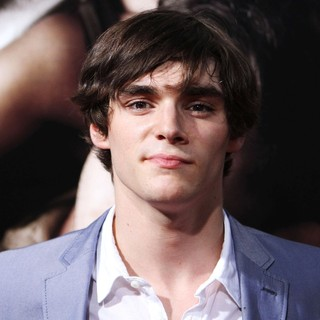 RJ Mitte in The Premiere of CBS Films' The Words - Red Carpet