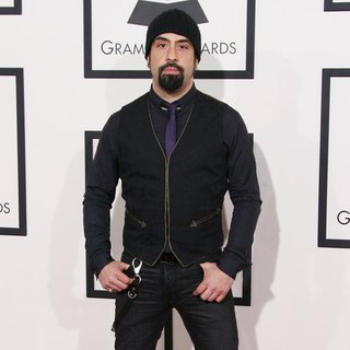 Rob Caggiano in The 56th Annual GRAMMY Awards - Arrivals