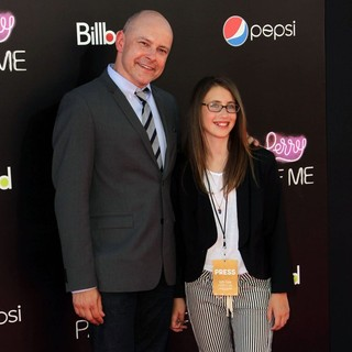 Rob Corddry in Katy Perry: Part of Me Los Angeles Premiere
