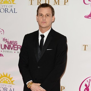 Rob Dyrdek in The 63rd Annual Miss Universe Pageant - Red Carpet Arrivals