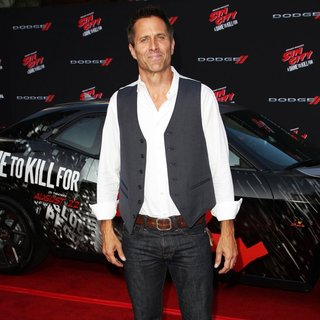 Rob Estes in Los Angeles Premiere of Sin City: A Dame to Kill For