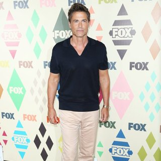 Rob Lowe in 2015 Television Critics Association Summer Press Tour - FOX All-Star Party