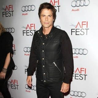 Rob Lowe in AFI Fest 2011 Premiere of I Melt with You