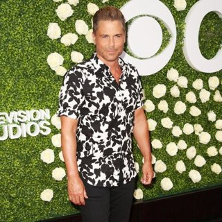 Rob Lowe in CBS Television Studios' 2017 Summer TCA Tour - Arrivals