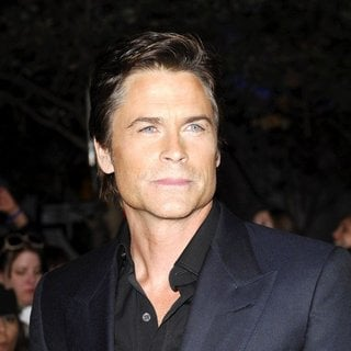Rob Lowe in The Twilight Saga's Breaking Dawn Part I World Premiere