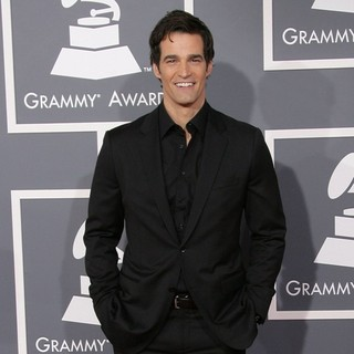 Rob Marciano in 55th Annual GRAMMY Awards - Arrivals