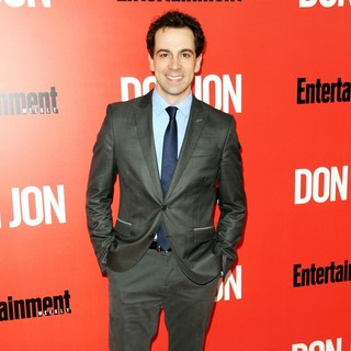 Rob McClure in New York Premiere of Don Jon - Red Carpet Arrivals