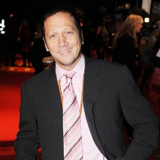 Rob Schneider in UK Premiere of Bedtime Stories - Arrivals