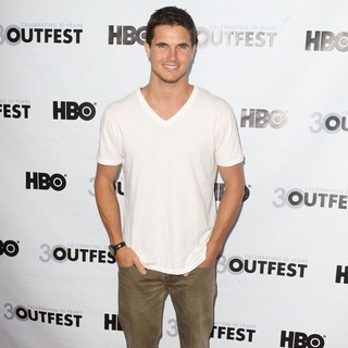 Robbie Amell - Closing Night Gala 2012 Outfest with Struck by Lightning Premiere