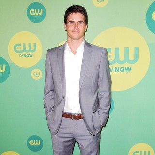 Robbie Amell in The CW Network's New York 2013 Upfront Presentation