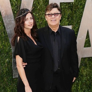 Robbie Robertson in 2013 Vanity Fair Oscar Party - Arrivals