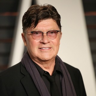 Robbie Robertson in 2015 Vanity Fair Oscar Party