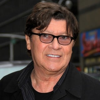 Robbie Robertson in The Late Show with David Letterman - Arrivals