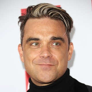 Robbie Williams - The Q Awards 2013 - Arrivals