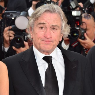 Robert De Niro in Madagascar 3: Europe's Most Wanted Premiere- During The 65th Cannes Film Festival
