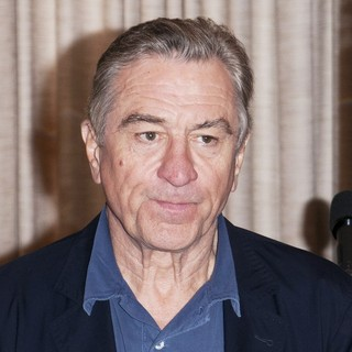Robert De Niro in Press Conference for Silver Linings Playbook
