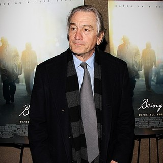 Robert De Niro in A Screening of Being Flynn