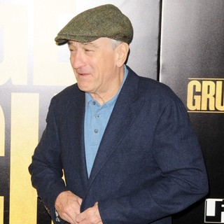 Robert De Niro in Grudge Match New York Screening - Red Carpet Arrivals