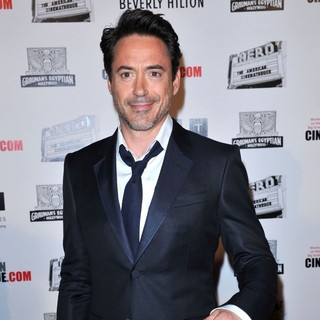 Robert Downey Jr. in 25th American Cinematheque Award Honoring Robert Downey Jr. - Arrivals