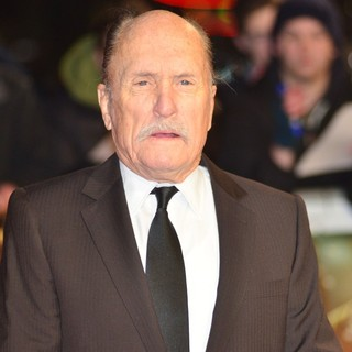 Robert Duvall in Jack Reacher UK Film Premiere - Arrivals