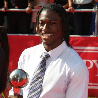 Robert Griffin III in 2012 ESPY Awards - Red Carpet Arrivals