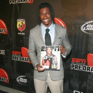 Robert Griffin III in ESPN The Magazine Presents The Ninth Annual Pre-Draft Party