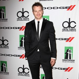Robert Kazinsky in The 17th Annual Hollywood Film Awards