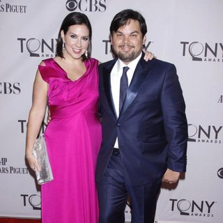 Robert Lopez in The 65th Annual Tony Awards - Arrivals