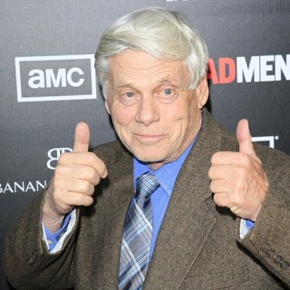 Robert Morse in AMC's Special Screening of Mad Men Season 5 - Arrivals