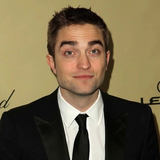 Robert Pattinson in The Weinstein Company's 2013 Golden Globe Awards After Party