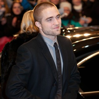 Robert Pattinson in 62nd Annual Berlin International Film Festival - Bel Ami Premiere Red Carpet Arrivals