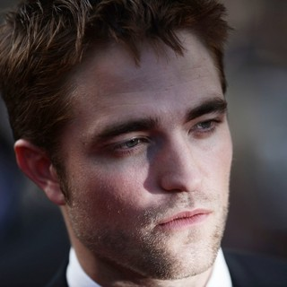 Robert Pattinson in On the Road Premiere - During The 65th Cannes Film Festival