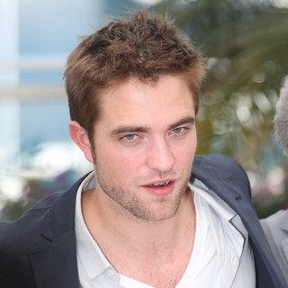 Robert Pattinson - Cosmopolis Photocall - During The 65th Annual Cannes Film Festival