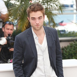 Robert Pattinson in Cosmopolis Photocall - During The 65th Annual Cannes Film Festival