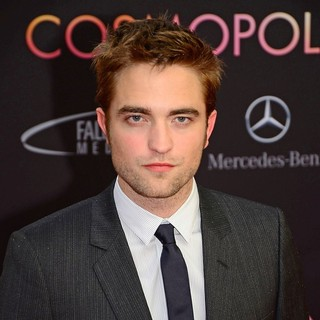 Robert Pattinson in The German Premiere of Cosmopolis