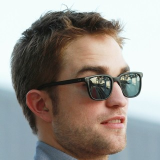 Robert Pattinson in The Grand Journal de Canal+ Television Show - During The 65th Annual Cannes Film Festival