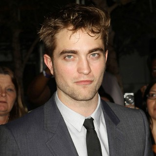 Robert Pattinson in The Twilight Saga's Breaking Dawn Part I World Premiere
