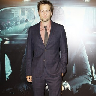 Robert Pattinson in Paris Screening of Cosmopolis