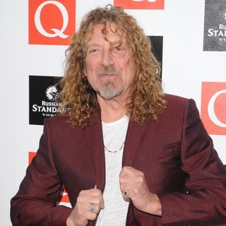 Robert Plant in The Q Awards - Arrivals