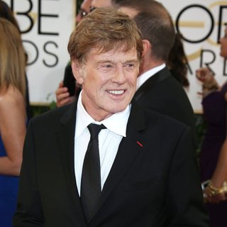 Robert Redford in 71st Annual Golden Globe Awards - Arrivals