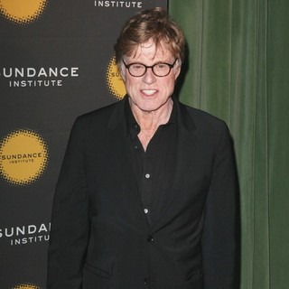 Robert Redford in The Sundance Institute Hold Their First-Ever New York Benefit Celebrating Its Theatre Programme