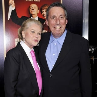 Genevieve Robert, Ivan Reitman in The Premiere of Fox Searchlight Pictures' Hitchcock - Arrivals
