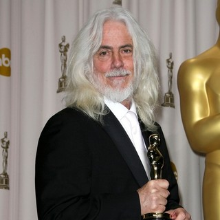 Robert Richardson in 84th Annual Academy Awards - Press Room