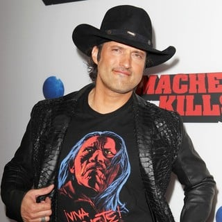 Robert Rodriguez in Premiere of Open Road Films' Machete Kills