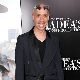 Robert Verdi in Tyler Perry's Madea's Witness Protection New York Premiere